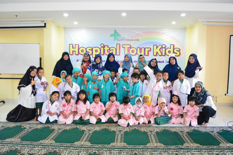 Hospital Tour Kids KB-TK HAMZAH_1