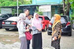 Bakti Sosial Korban Banjir Villa Mutiara Serpong , Pondok Jagung Timur