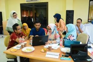 Bimbingan Teknis Pengelolaan SDM Di Rumah Sakit Pemerintah / BLU Rumah Sakit Syarif Hidayatullah 19-20 Juli 2019