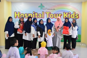 Hospital Tour Kids KB-TK HAMZAH_10