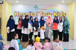 Hospital Tour Kids KB-TK HAMZAH_11