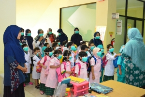 HOSPITAL TOUR KIDS KB-TK HAMZAH