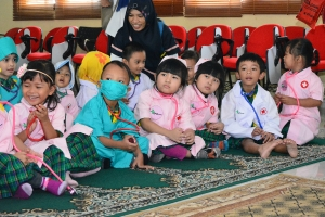 Hospital Tour Kids KB-TK HAMZAH_5