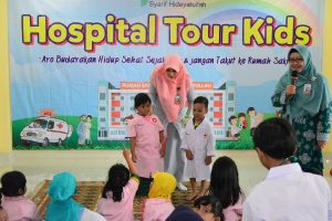 Hospital Tour Kids KB-TK HAMZAH_7