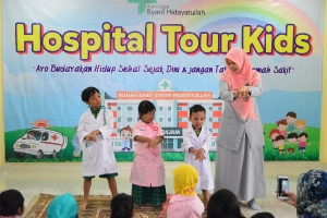 Hospital Tour Kids KB-TK HAMZAH_8