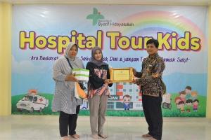 Hospital Tour Kids MIN 2 TANGSEL februari 2019