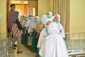 Hospital Tour Kids MIN 2 TANGSEL februari 2019
