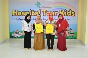 HOSPITAL TOUR KIDS PAUD BAITURRAHMAN