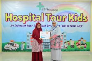 Hospital Tour Kids RA LABSCHOOL IIQ JAKARTA_11