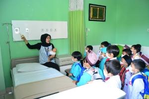 Hospital Tour Kids RA LABSCHOOL IIQ JAKARTA_13