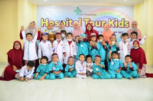 HOSPITAL TOUR KIDS TK-PAUD LABSCHOOL IIQ
