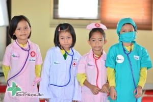 Hospital Tour Kids TK Aisyiyah Bustanul Athfal 12 Pamulang
