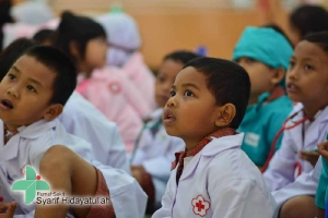 Hospital Tour Kids TK Yaspina Rempoa