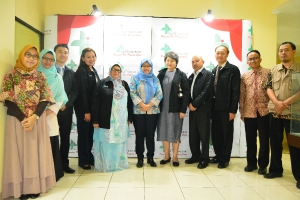 Kunjungan dari ASEAN University Network-Quality Assurance (AUN-QA)