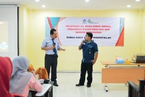 Pelatihan K3, Manajemen Resiko, Penanggulangan Bencana dan Bahaya Kebakaran (Gelombang ke-2)