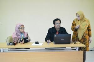 Pelatihan penerapan keuangan berbasis BLU (Badan Layanan Umum)