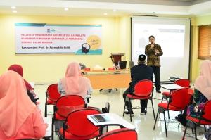 Pelatihan Peningkatan Kapasitas Dan Kapabilitas Sumber Daya Manusia (SDM) Melalui Perubahan Mindset Dalam Bekerja