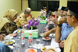 Peningkatan Mental & Spiritual Pegawai Serta Dokter Rumah Sakit Syarif Hidayatullah