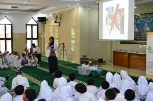 Sosialisasi PHBS MP UIN SYARIF HIDAYATULLAH JAKARTA
